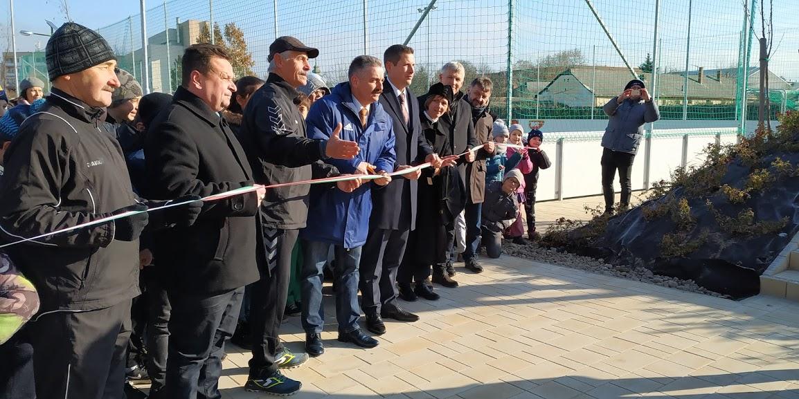 Megnyílt a Katlan Sport- és Szabadidőközpont